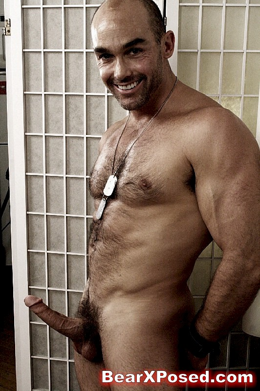 Daddy Muscle Cock Bear Porno Blog